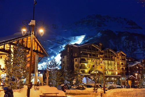 hotel 4 étoiles en Savoie
