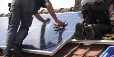 panneaux solaires pas cher