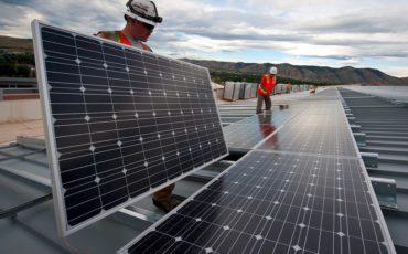 panneau solaire pour entreprises