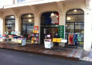 magasin de linge à Gérardmer