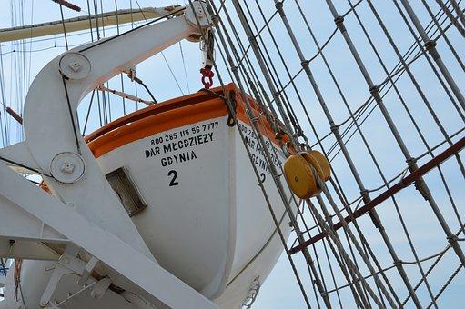 L'acier inoxydable est le matériau idéal et le plus prisé dans l'accastillage de bateau.