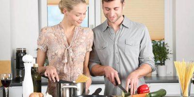 faire la cuisine soi-même
